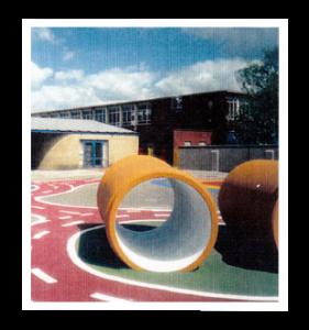 School Playground Specialist in Altrincham