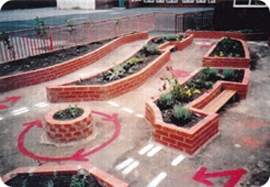 Playground Installation in Wilmslow