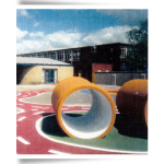Day Nursery Playground Design in Walkden