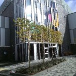 industrial landscaping in Trafford